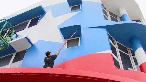 [TLMD - MIA] Polémica por bandera de Puerto Rico