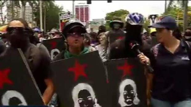 [TLMD - PR] ¿Por qué van encapuchados a las protestas?