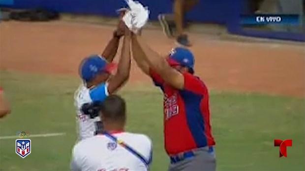 [TLMD - PR] Puerto Rico asegura el oro en Béisbol