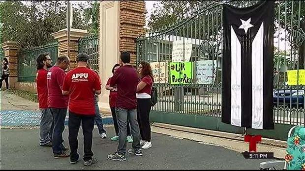 [TLMD - PR] Rectora interina de la UPR insiste en el dialago