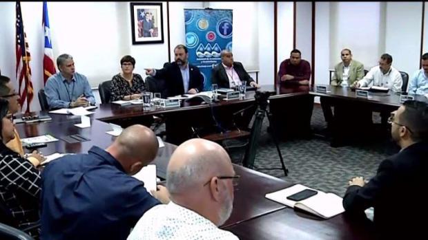 [TLMD - PR] Reunión de Alcaldes de cara al inicio de racionamiento