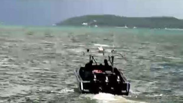 """[TLMD - PR] """"No hay indicio de una embarcación hundida"""""""