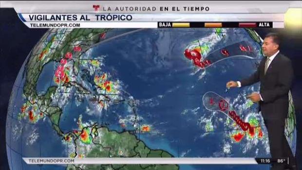[TLMD - PR] Se forma la tormenta tropical Nadine