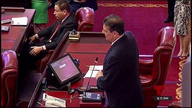 [TLMD - PR] Senado va por encima del veto del Gobernador