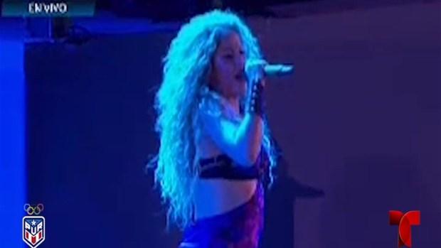 [TLMD - PR] Shakira cierra en grande inauguración de Barranquilla 2018