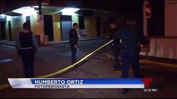 [TLMD - PR] Sin identificar hombre baleado en Barrio Obrero