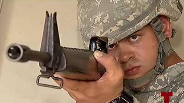 [TLMD - PR] Soldados de la reserva militar se preparan para las próximas movilizaciones