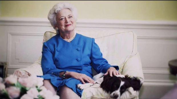 [TLMD - MIA] Solemne adiós a Barbara Bush