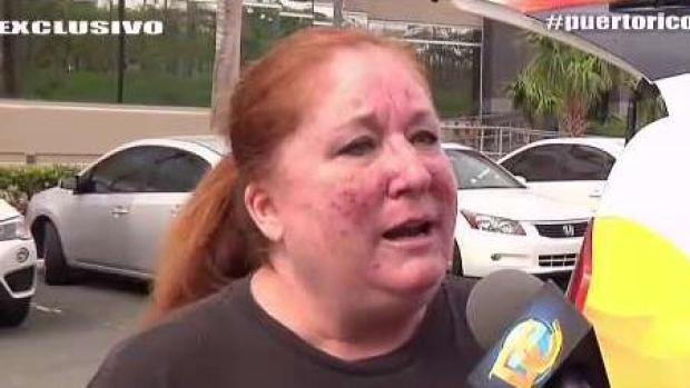 [TLMD - PR] Susan Soltero sufre los estragos de María