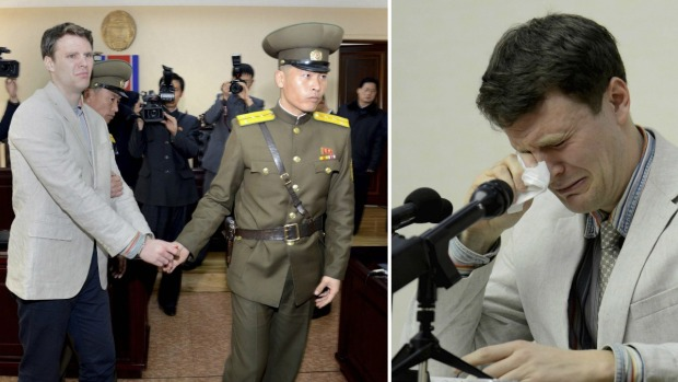 """Liberado """"en coma"""" el estadounidense que pagaba 15 años en Norcorea"""