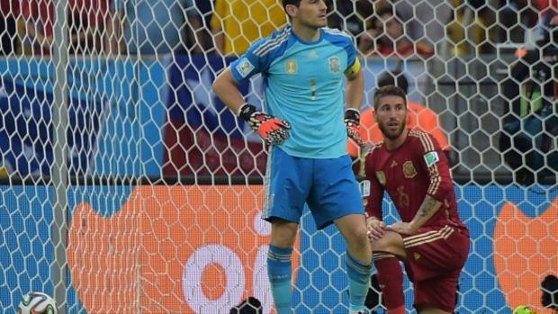 [TLMD - MIA] Sergio Ramos quiere superar a Iker Casillas en la selección española