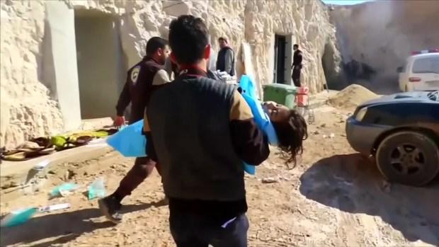 Reacciones mixtas tras ataque de Estados Unidos a Siria