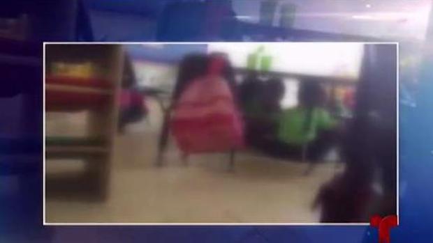 [TLMD - PR] Parapelos: video de niñitos aterrorizados por balacera