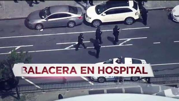 [TLMD - NY] Tiroteo dentro de hospital de El Bronx deja heridos