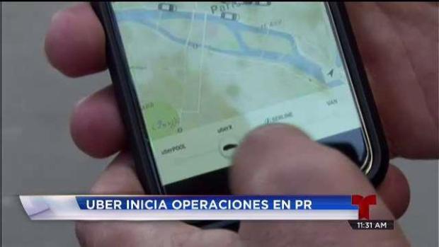 [TLMD - PR] Uber inicia operaciones en Puerto Rico