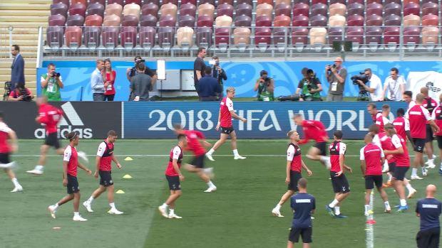[World Cup 2018 PUBLISHED] Dinamarca no toma ningún descanso