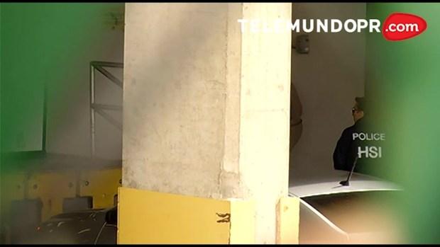 [TLMD - PR] Farruko llega al Tribunal Federal