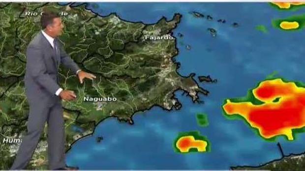 [TLMD - PR] Vaguada trerá mucha lluvia a la Isla