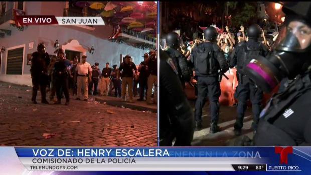 """Henry Escalera: """"Vamos a defender la democracia hasta la última gota de sangre"""""""