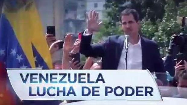[TLMD - LV] Violentas protestas y nuevo presidente en Venezuela