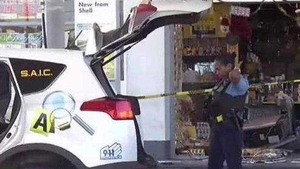 [TLMD - PR] Robo de película en gasolinera de Caguas