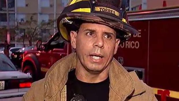 [TLMD - PR] Voraz incendio: Tres personas con quemaduras de graveda