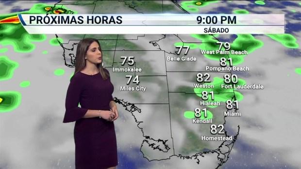 [TLMD - MIA] Tiempo en el sur de Florida