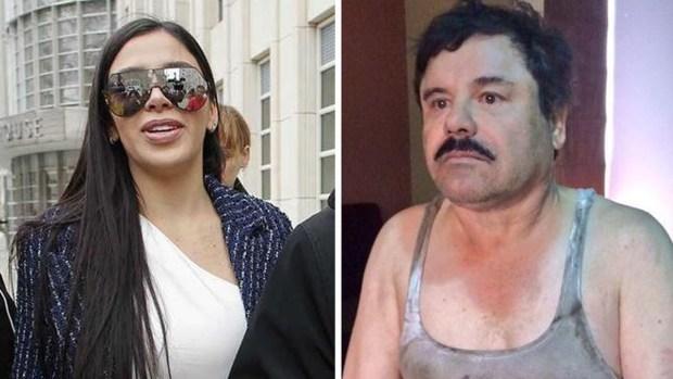 """Cómo """"El Chapo"""" enamoró a Emma Coronel, la reina de belleza"""