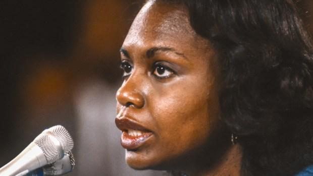 Vuelve el fantasma de Anita Hill: quién es y por qué importa
