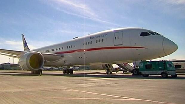Por dentro: el lujoso avión privado que cuesta $300 millones