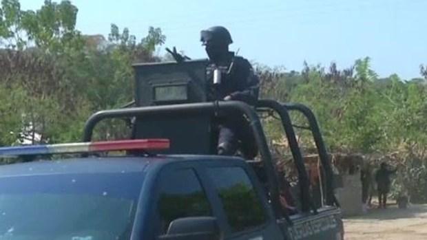 Acapulco sangriento: infierno de balazos deja 11 muertos