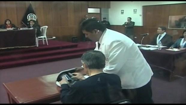 Indulto humanitario para Fujimori