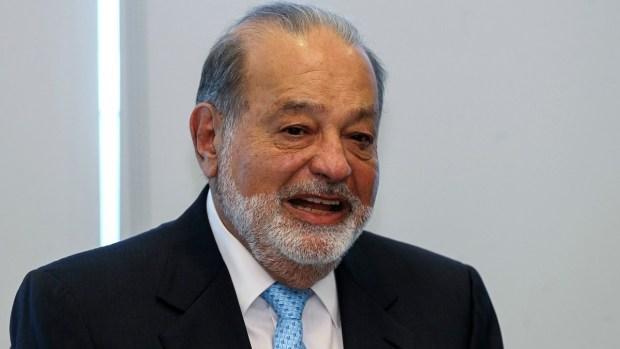 Para entender a Trump: Frases de Carlos Slim