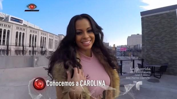 [TLMD - MIA] Gran Hermano: Carolina, dominicana residente del Bronx, NY