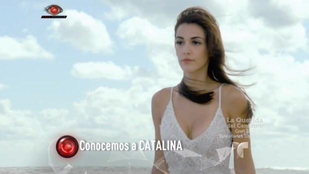 [TLMD - MIA] Gran Hermano: Catalina, colombiana residente de Miami