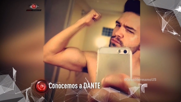 [TLMD - MIA] Gran Hermano: Dante, mexicano y residente de Houston, TX