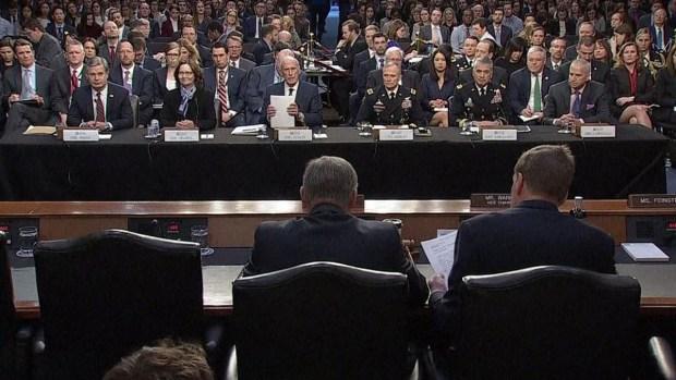 Directores de seguridad contradicen a Trump