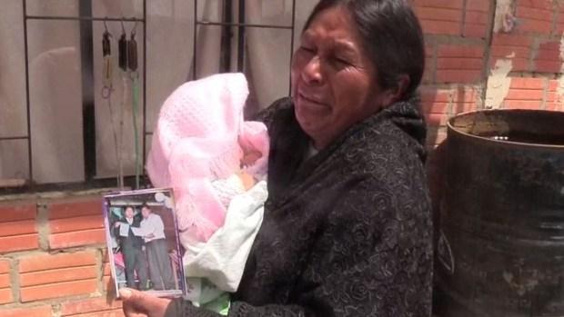 ''Lo patearon los policías'': el doloroso clamor de una madre y la viuda