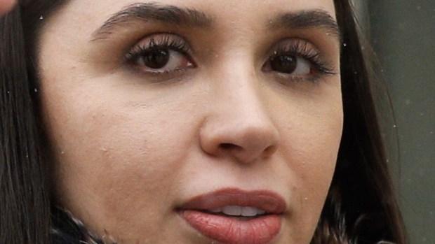 Sentencia a ''El Chapo'': cuál fue la actitud de Emma Coronel