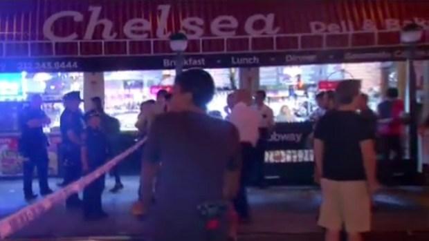 [TLMD - MIA] Explosión sacude vecindario de Manhattan