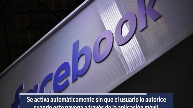 [TLMD - LV] Falla de Facebook activa cámara de iphone