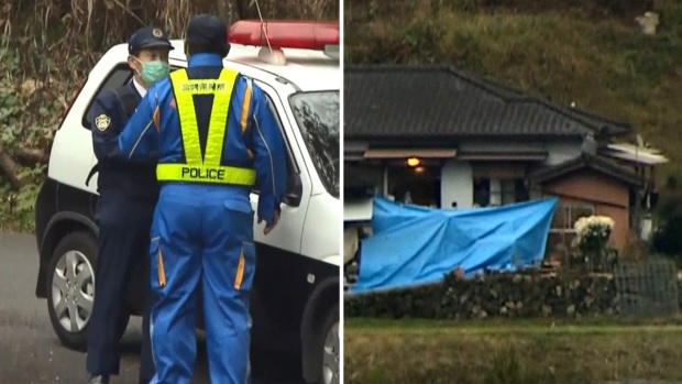 A machetazos: misteriosa masacre en hogar de familia
