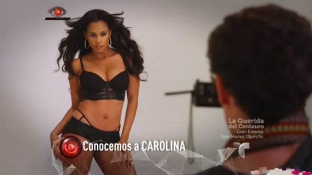 """Fotos: La """"bomba sexy"""" dominicana de """"Gran Hermano"""""""