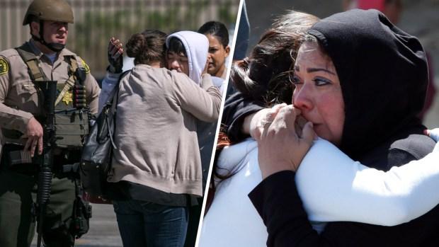Lágrimas, temor y sangre: nuevo tiroteo escolar