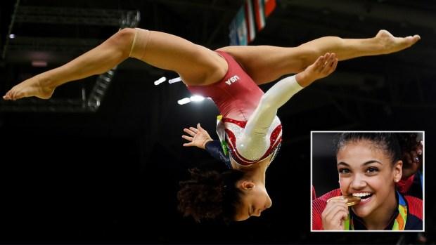 """La """"Shakira boricua"""" que conquista en Río 2016"""
