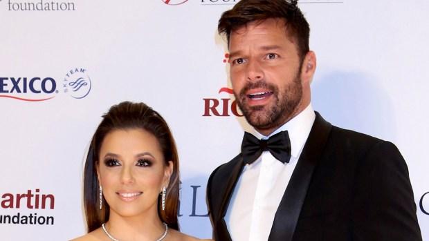 Eva Longoria y Ricky Martin contra la trata infantil