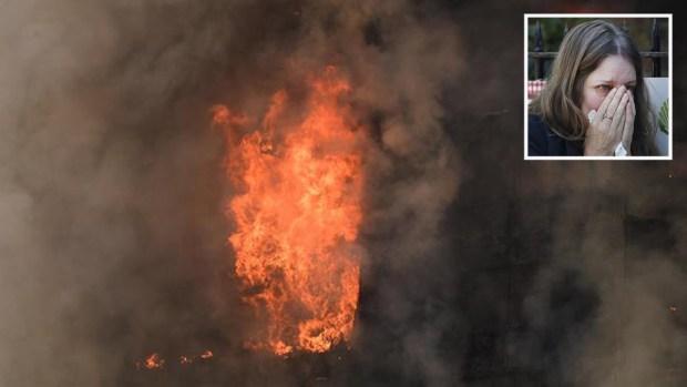 Infierno en la torre: llamas devoran edificio y dejan muertos