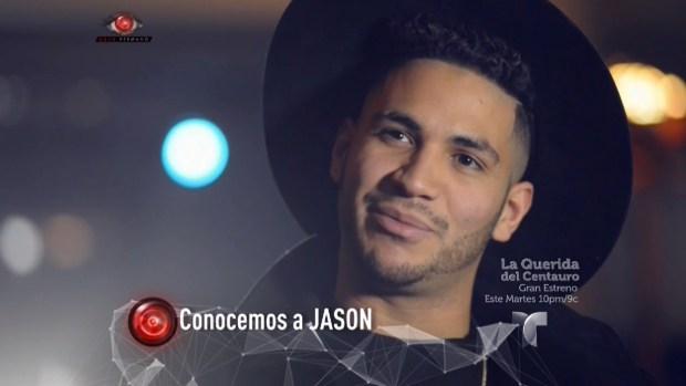 [TLMD - MIA] Gran Hermano: Jason, nacido en Honduras