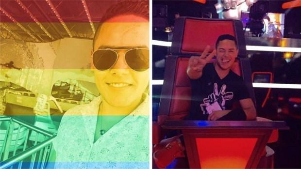 """Empleado de """"La Voz Kids"""" víctima de masacre en Orlando"""