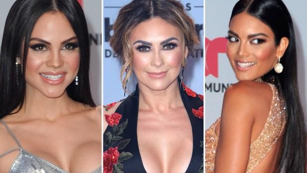 Las más sexys y atrevidas de Premios Billboard